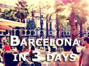 barcelona-3-days